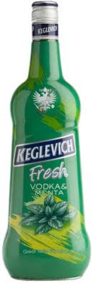 VODKA KEGLEVICH MENTA CL.100